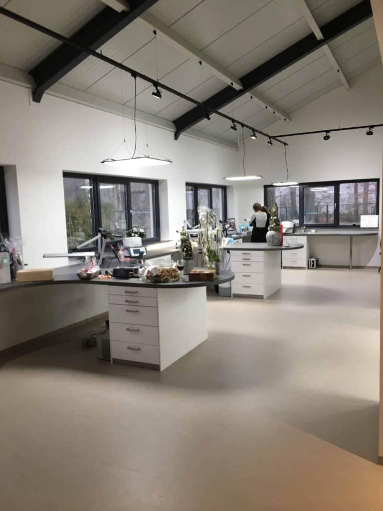 tandtechnisch laboratorium Van Boven Horst